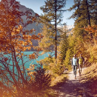 Randonnées aux sensations d'automne